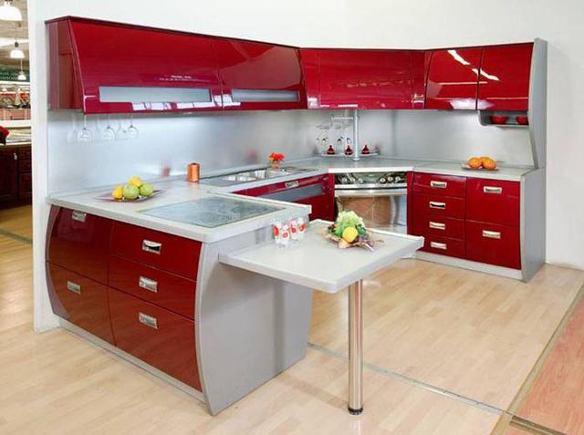 Удобная кухня, или Бар по-домашнему