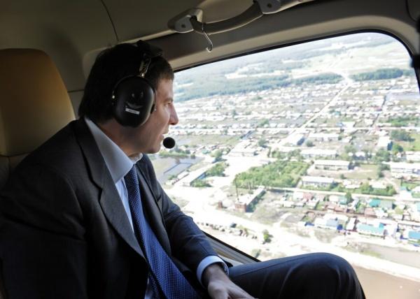 Кому нужен вертолет Юревича?