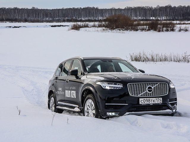 Volvo XC90. Один шаг до автопилота