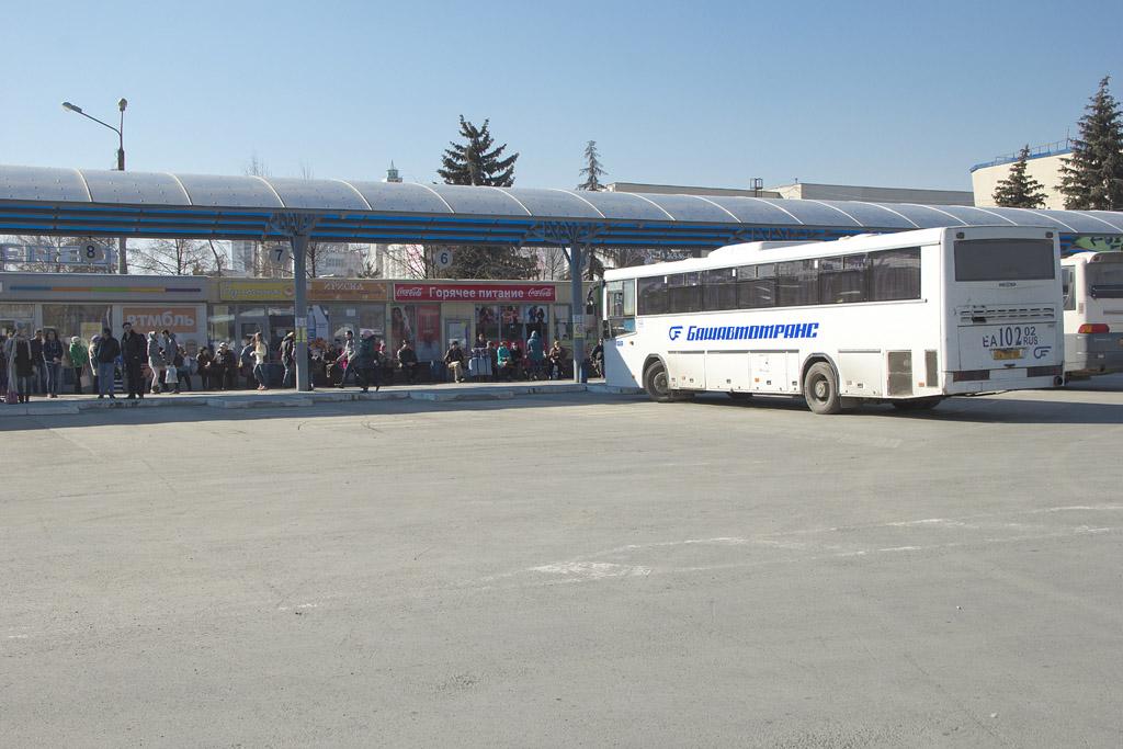 Автовокзальные войны в Челябинске