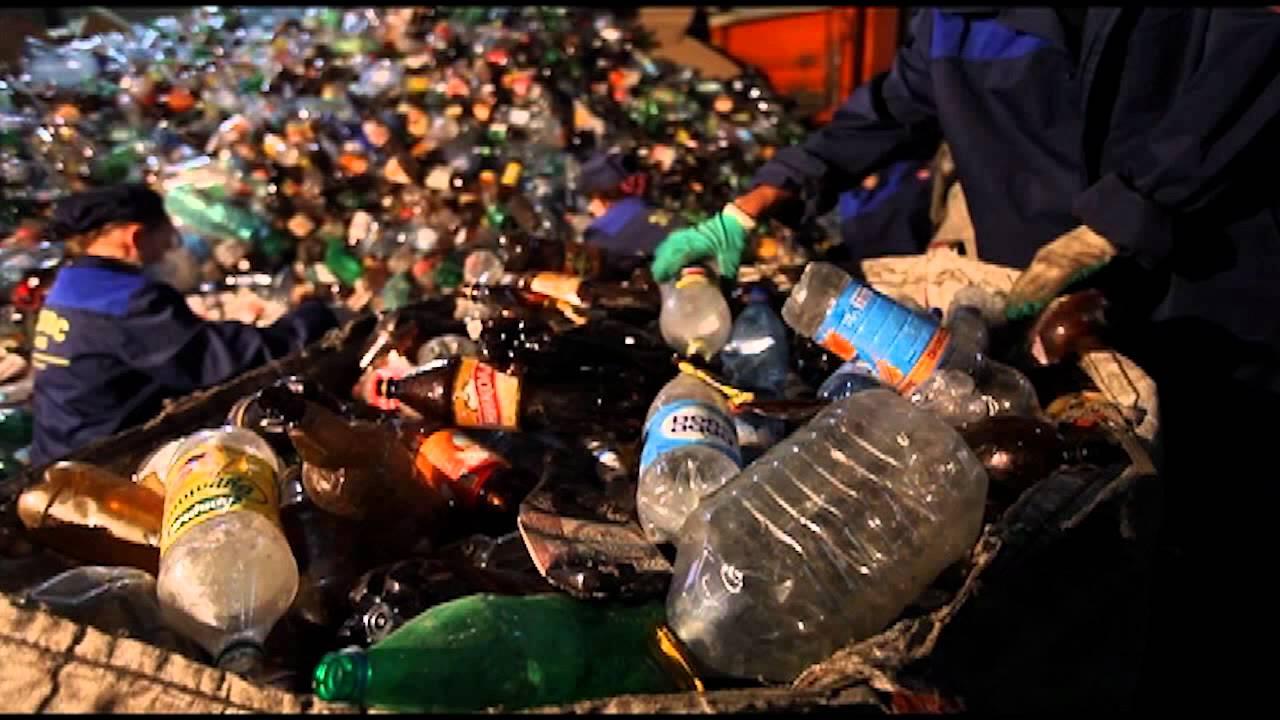 Когда мусор становится вторсырьем