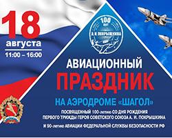 День авиации в Челябинске пройдет на высоте