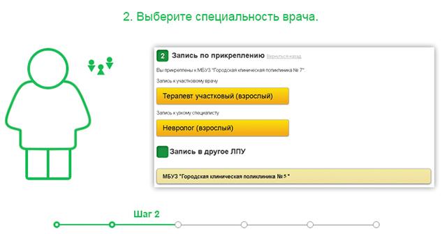 электронная запись на прием к врачу коркино всей России Дагестан