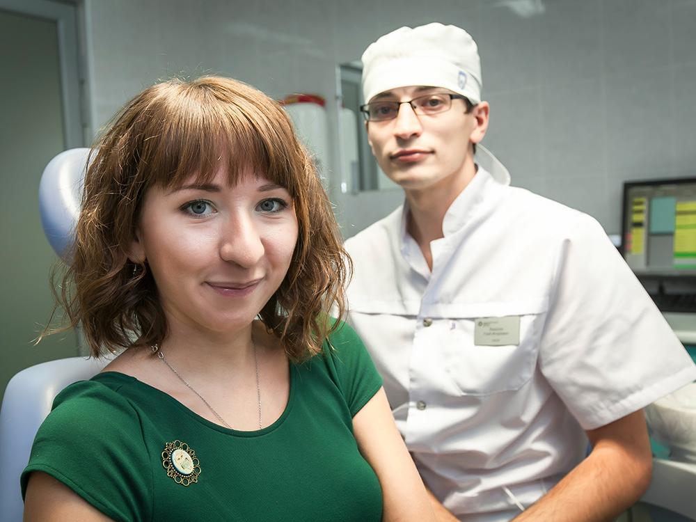 удаление зубов челябинск
