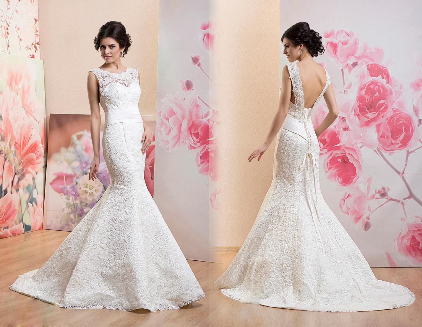 Недорогие свадебные платья от 2500 р в салоне Свадебный мир
