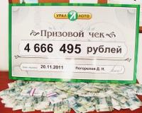можно ли выиграть в лотерею в россии статистика реорганизация