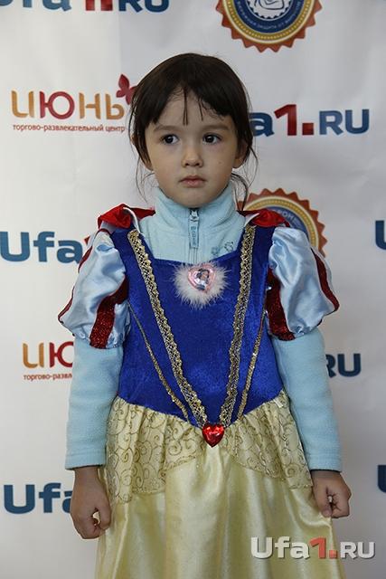Сайт Ufa1.ru устроил праздник для детей