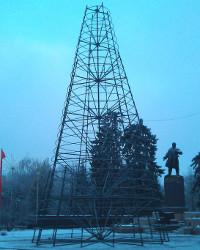 главная елка города Ростова-на-Дону