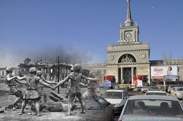 В Волгограде появятся сразу два «Бармалея»