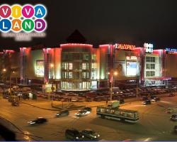 В субботу, 24 апреля, состоится долгожданное торжественное открытие ТРК «Вива  Лэнд». Объем торговых площадей, уже заполненных арендаторами, составляет 70  %. c663ede1984