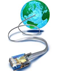 При работе торрента отключается интернет