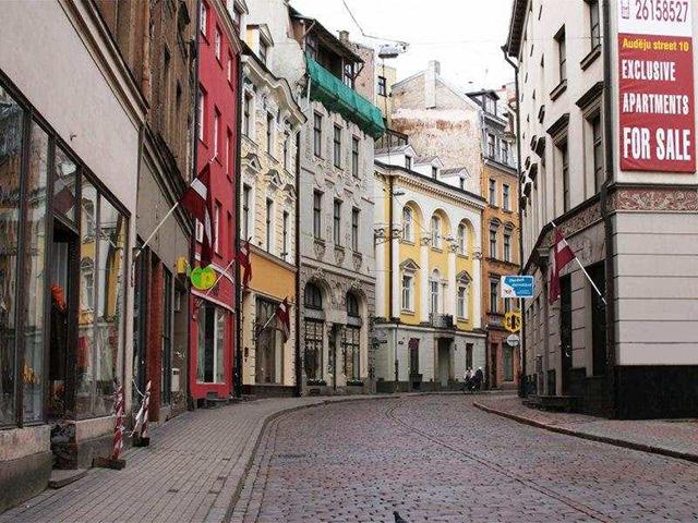 Недвижимость: контрасты из Латвии