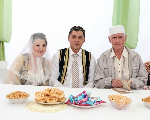 Поздравления с никахом по татарских