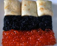 Челябинские студенты смогут попробовать на вкус герб и флаг России
