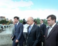 Губернатор проинспектировал «дорожную революцию» в Челябинске