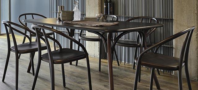Венский стул: «Модель №14» без капли клея