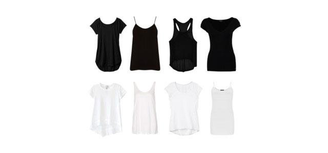 Базовый гардероб модницы